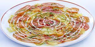 cuisiner l oseille fraiche carpaccio de tomates crème fraîche et oseille recettes femme
