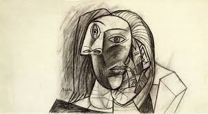 pablo picasso head of a woman 1938