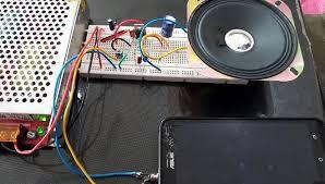 subwoofer amplifier circuit diagram using ic tda2030