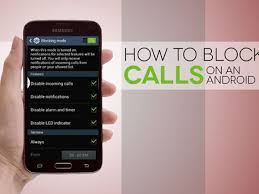 how to block a number on android phone 5 steps to block calls on your android phone gizbot news