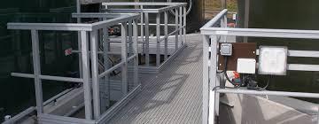 Standard Handrail Height Uk Grp Standard Handrails Fibre Glass Handrail System