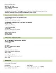 One Page Resume Examples by Resume Template 85 Marvellous Free Creative Templates With Photo