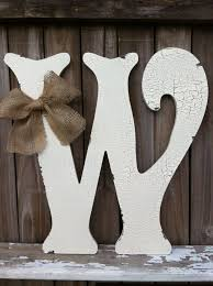 238 best wooden letter ideas images on pinterest wood letters