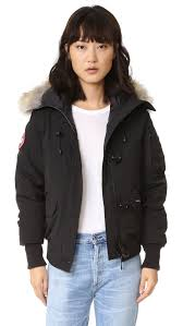canada goose chilliwack bomber black mens p 14 canada goose chilliwack bomber shopbop save up to 30 use code