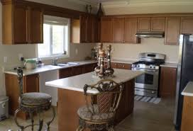 iron kitchen island l shaped brown wooden kitchen cabinet and rectangle kitchen island