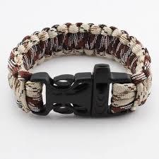 survival bracelet with whistle images High quality survivor bracelet parachute cord emergency paracord jpg