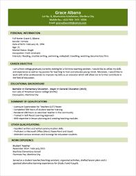 Best Resume For Fresher Mechanical Engineer by Resume Marketing Job Cv Ganley Chevrolet Aurora My Objective In