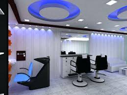 full image for best overhead lighting for hair salon modern hair salon decorating ideas best led