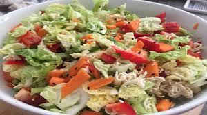 napa salad ramen noodle and napa cabbage salad recipe wisconsin homemaker