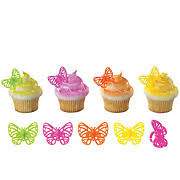 butterfly party favors butterfly sparkle happy birthday lunch napkins