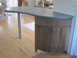 curved kitchen island amazing of cool by curved kitchen island 6210