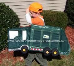 Truck Halloween Costume 26 Trash Man Costume Images Garbage Truck