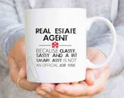 real estate agent etsy