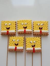 sünger bob kurabiyeleri u2013 sponge bob cookie at pasta firinim pasta