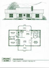 log home plans cabin southland homes farmhouse beaufort luxihome
