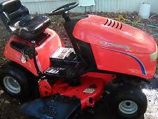 simplicity tractor lawnmowers ebay
