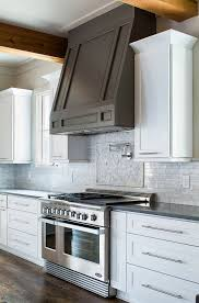 White Shaker Style Kitchen Cabinets Best 25 Kitchen Hoods Ideas On Pinterest Stove Hoods Vent Hood