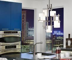 kichler dining room lighting kichler lighting 42940clp city lights 7 light chandelier classic