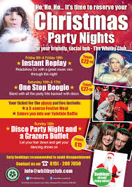 christmas party nights fairleys catering