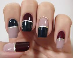 nail art with two colors gallery nail art designs