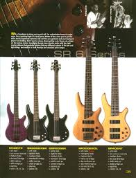 ibanez rules 2001 us catalog