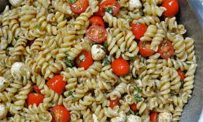 Cold Pasta Salad Recipe Perfect For Summer Caprese Pasta Salad