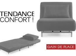 canape convertible 1 place convertible gain de place innovation cubed deluxe sofa