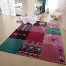 tapis chambre fille bien choisir le style de tapis le tapis pour une chambre de
