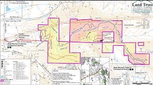 Slippery Rock University Map Wade Mountain