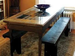 11 Diy Dining Tables To Dine In Style Diy Dining Table Diy Wood by 11 Diy Dining Tables To Dine In Style Old Wood Door Dining Tables