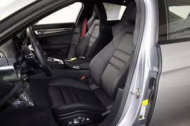 porsche panamera seats 2017 porsche panamera turbo lincolnwood il 19094069