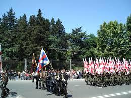 Georgian Flag Independence Day Georgia Wikiwand