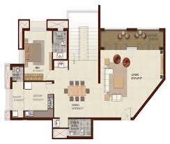 gallery category br meadows floor plan image isometic view