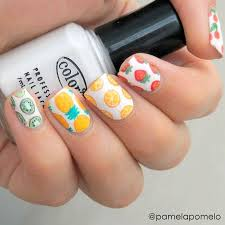 Food Nail Art Designs 331 Best Nail Art Images On Pinterest Pretty Nails Enamels And
