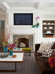 Built In Bookshelves Around Tv by 76 Best Media Rooms And Tv Built Ins Images On Pinterest Media