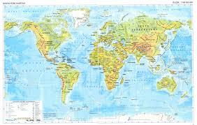 carte monde noir et blanc carte monde