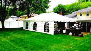 party tents chance of showers party tent rentals