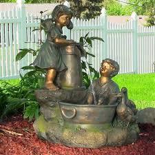 Garden Fountains And Outdoor Decor 337 Best Beautiful Garden Fountains Images On Pinterest Garden