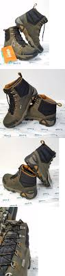 buy s boots size 11 mens 181392 s ahnu coburn hiking boot olive waterproof