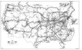 Verizon Coverage Map Oregon by This Is A Map Of The 1960s Era At U0026t Long Lines Microwave Relay