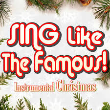 white christmas instrumental karaoke originally performed by