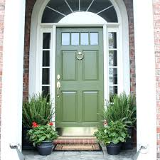 Front Curb Appeal - innovative front doors front door replacement made huge impact on
