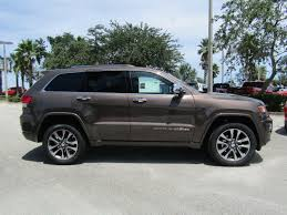 overland jeep wrangler unlimited new 2017 jeep grand cherokee overland sport utility in daytona