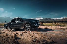 mercedes pickup here u0027s the first mercedes benz x class video certainly not the