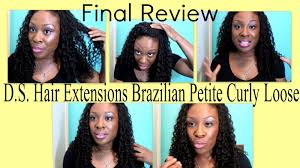 ds hair extensions 41 review d s hair extensions curly