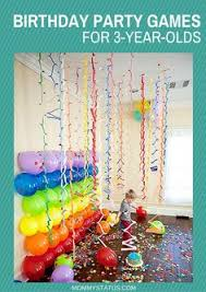birthday for 3 yr olds kid