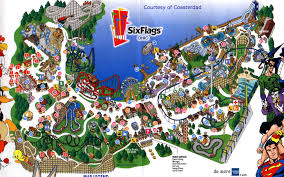 Lake George Six Flags Six Flags Is The World U0027s Largest Amusement Park Corporation