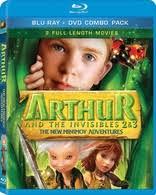 arthur revenge maltazard blu ray