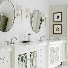 double mirrored bathroom cabinet mirrored bathroom cabinets design ideas