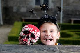 Halloween Haunted Buildings Wales Online
